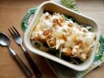 小松菜と厚揚げのチーズ焼き
