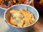 筍の煮物アレンジ☆筍ご飯