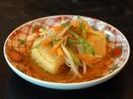 野菜タップリ揚げ出し豆腐