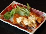 鶏胸肉のタルタルソース