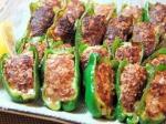夏野菜☆ピーマンの肉詰め