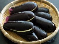 茄子とれんこんの挽肉はさみ揚げ
