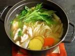 あったまる☆鱈と鶏肉の中華風鍋