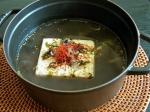 韓国風☆まるごと豆腐と青のりのスープ