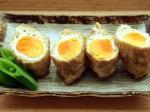 きんちゃく入り卵の煮物