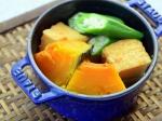 かぼちゃと生揚げの簡単煮