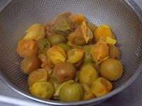 梅ジャム(梅酒の梅を使用)