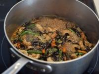 ミネラルたっぷり♪ひじきと竹輪の煮物