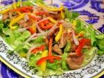 鶏肉のグリルサラダ