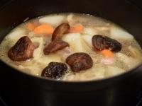 大根と鶏肉の煮物