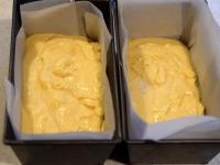 クリームチーズ入りオレンジ風味のパウンドケーキ