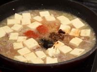 ピリ辛!四川風麻婆豆腐
